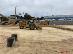Grading and Building Pad Certification