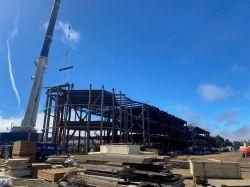 LPR Steel Building