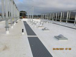 Thermoplastic Polyolefin (TPO) Roof