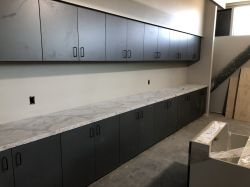 Cabinets in Work Area Room 1127